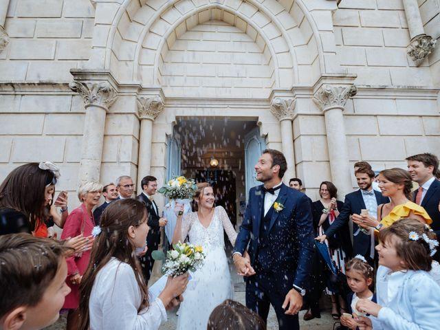 Le mariage de Alexandre et Aurélie à Grignan, Drôme 28