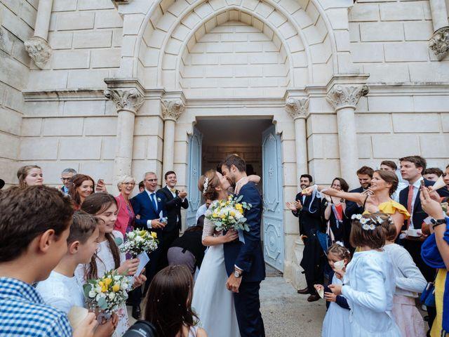 Le mariage de Alexandre et Aurélie à Grignan, Drôme 29