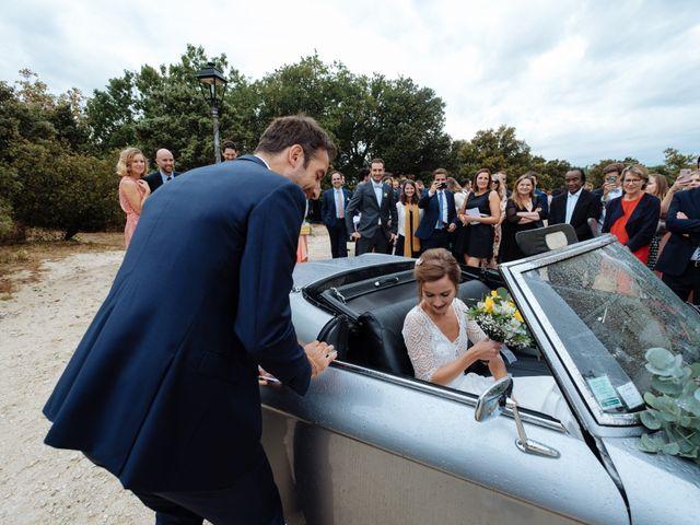 Le mariage de Alexandre et Aurélie à Grignan, Drôme 31