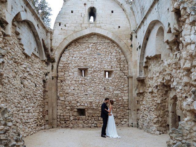 Le mariage de Alexandre et Aurélie à Grignan, Drôme 34