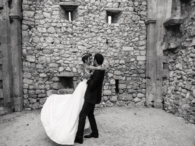 Le mariage de Alexandre et Aurélie à Grignan, Drôme 35