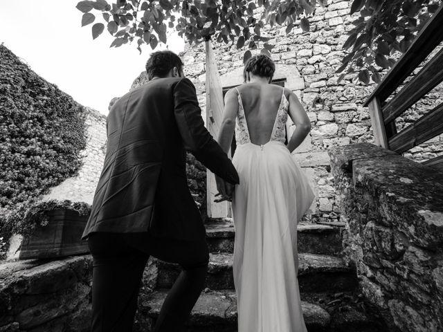 Le mariage de Alexandre et Aurélie à Grignan, Drôme 38