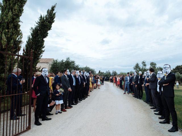 Le mariage de Alexandre et Aurélie à Grignan, Drôme 40