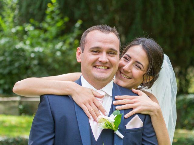 Le mariage de Bastien et Lise à Reilly, Oise 8