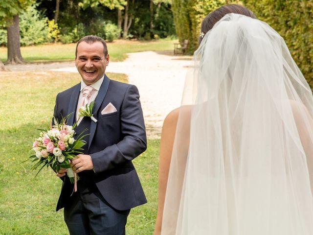 Le mariage de Bastien et Lise à Reilly, Oise 1