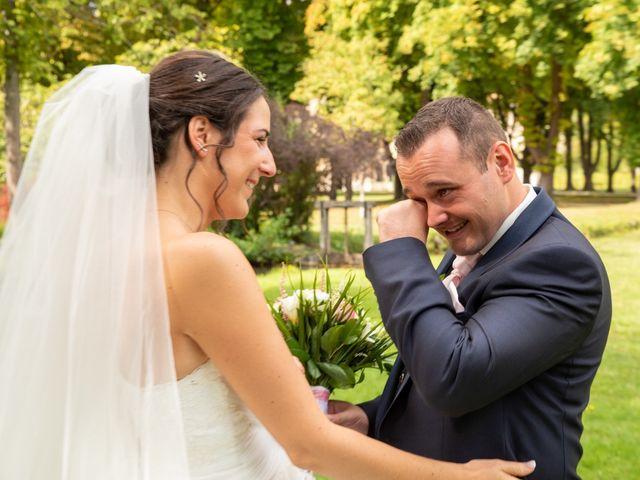 Le mariage de Bastien et Lise à Reilly, Oise 11