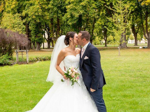Le mariage de Bastien et Lise à Reilly, Oise 13