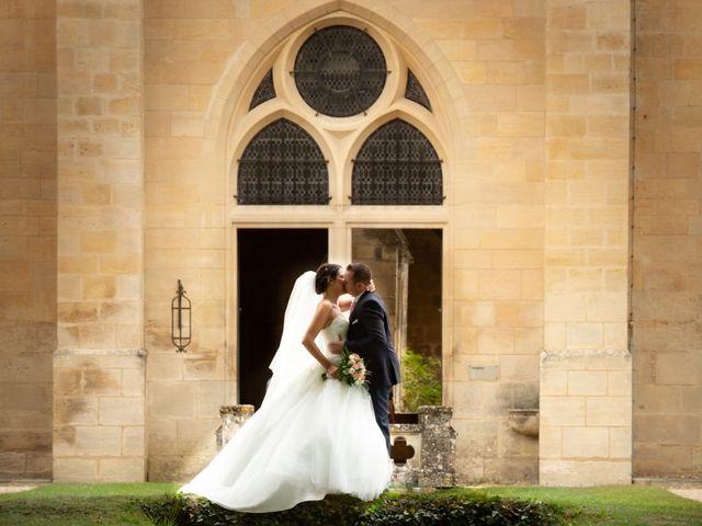 Le mariage de Bastien et Lise à Reilly, Oise 14