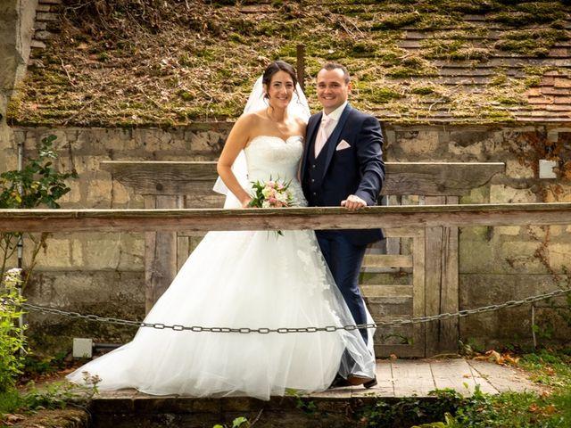 Le mariage de Bastien et Lise à Reilly, Oise 29