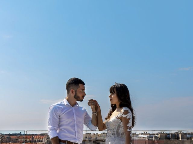 Le mariage de Raphaël et Caroline à Nice, Alpes-Maritimes 3