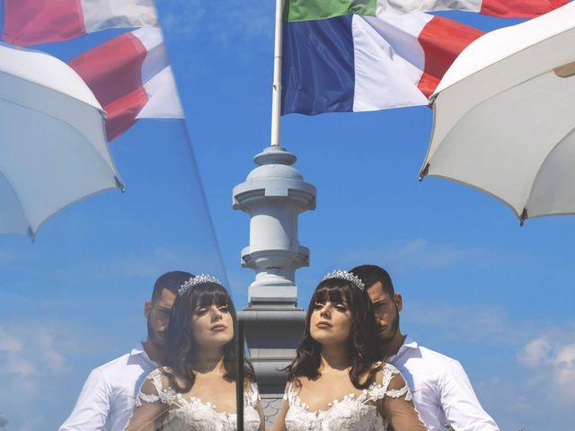 Le mariage de Raphaël et Caroline à Nice, Alpes-Maritimes 4