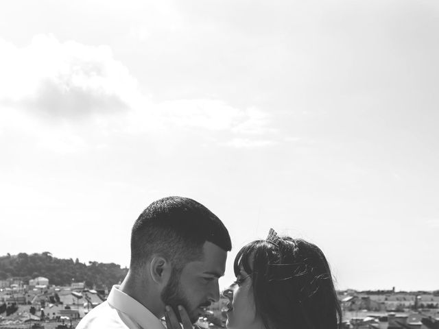 Le mariage de Raphaël et Caroline à Nice, Alpes-Maritimes 6