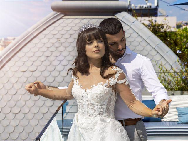 Le mariage de Raphaël et Caroline à Nice, Alpes-Maritimes 1