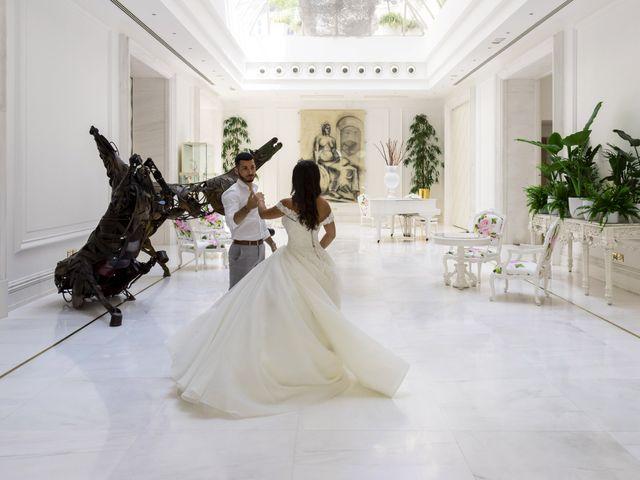 Le mariage de Raphaël et Caroline à Nice, Alpes-Maritimes 11