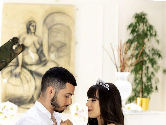Le mariage de Raphaël et Caroline à Nice, Alpes-Maritimes 12