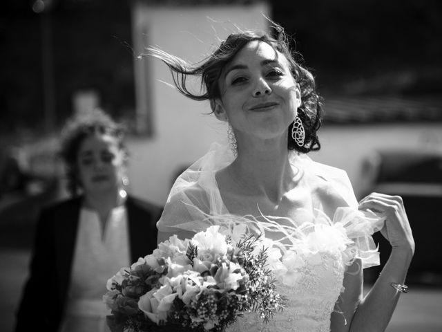 Le mariage de Romain et Caroline à Bugarach, Aude 1