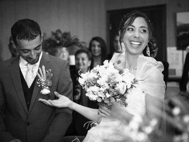 Le mariage de Romain et Caroline à Bugarach, Aude 13
