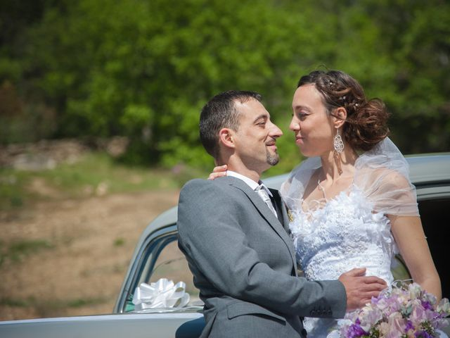 Le mariage de Romain et Caroline à Bugarach, Aude 21