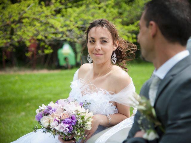 Le mariage de Romain et Caroline à Bugarach, Aude 22