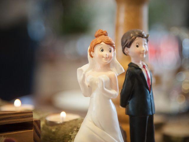 Le mariage de Romain et Caroline à Bugarach, Aude 26