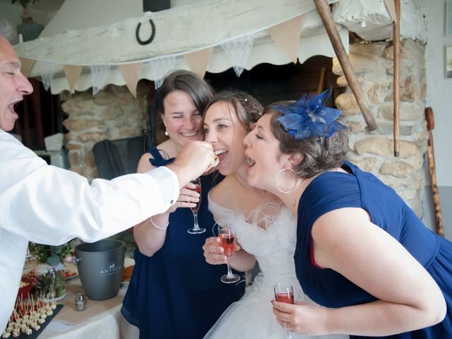 Le mariage de Romain et Caroline à Bugarach, Aude 28