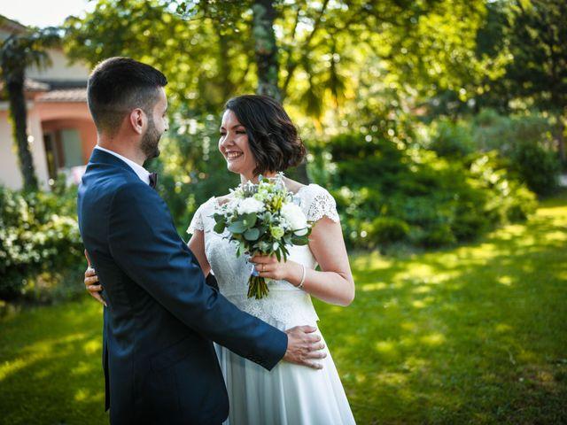 Le mariage de François et Noémie à Balazuc, Ardèche 8
