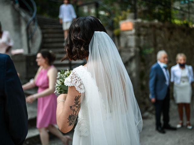 Le mariage de François et Noémie à Balazuc, Ardèche 15