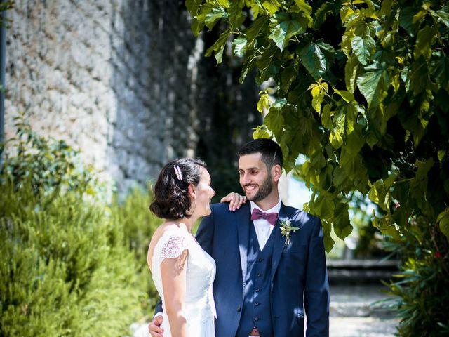 Le mariage de François et Noémie à Balazuc, Ardèche 24