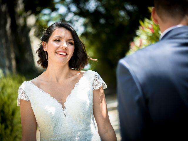 Le mariage de François et Noémie à Balazuc, Ardèche 25