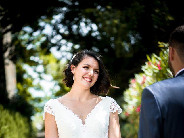 Le mariage de François et Noémie à Balazuc, Ardèche 26