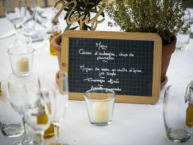 Le mariage de François et Noémie à Balazuc, Ardèche 37