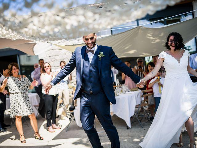 Le mariage de François et Noémie à Balazuc, Ardèche 41