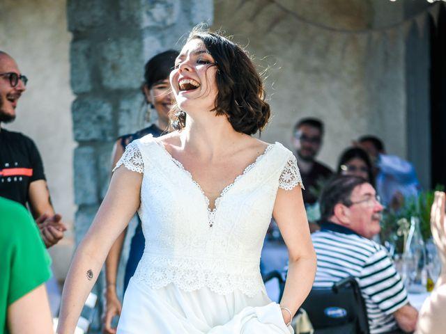 Le mariage de François et Noémie à Balazuc, Ardèche 45