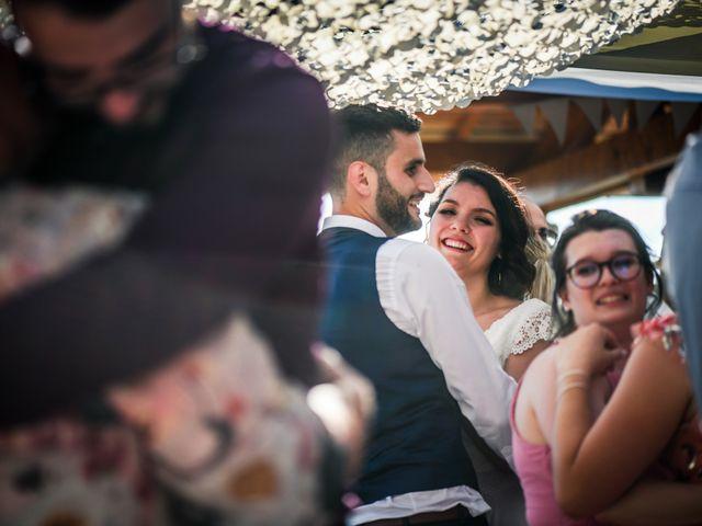 Le mariage de François et Noémie à Balazuc, Ardèche 47