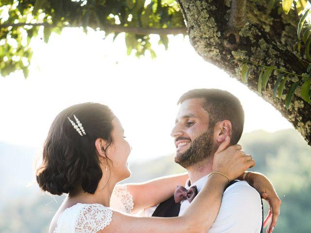Le mariage de François et Noémie à Balazuc, Ardèche 52