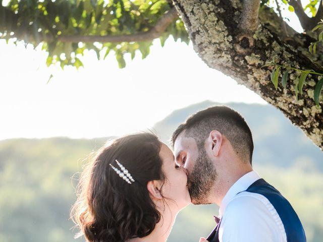 Le mariage de François et Noémie à Balazuc, Ardèche 53