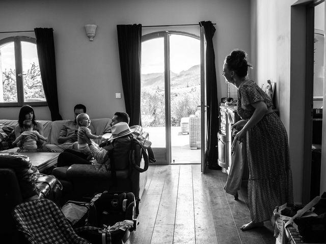 Le mariage de Christophe et Barbara à Dieulefit, Drôme 1