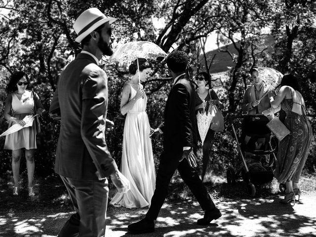 Le mariage de Christophe et Barbara à Dieulefit, Drôme 17