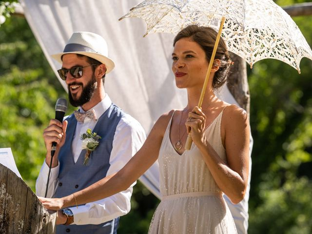 Le mariage de Christophe et Barbara à Dieulefit, Drôme 29