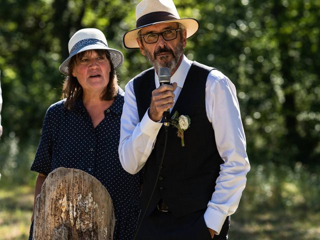 Le mariage de Christophe et Barbara à Dieulefit, Drôme 32