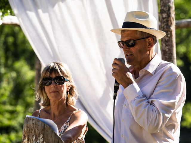 Le mariage de Christophe et Barbara à Dieulefit, Drôme 34