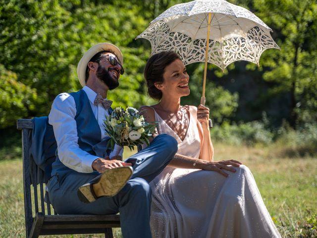 Le mariage de Christophe et Barbara à Dieulefit, Drôme 35
