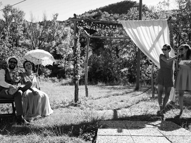Le mariage de Christophe et Barbara à Dieulefit, Drôme 36