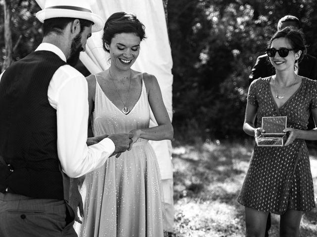 Le mariage de Christophe et Barbara à Dieulefit, Drôme 46