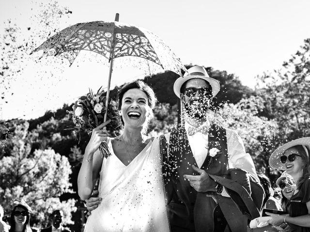 Le mariage de Christophe et Barbara à Dieulefit, Drôme 47