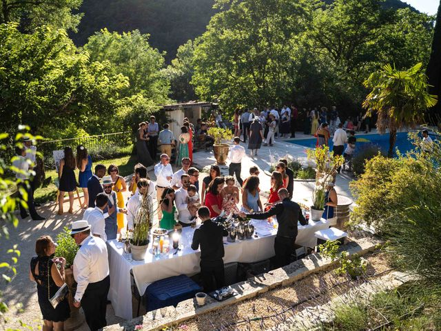 Le mariage de Christophe et Barbara à Dieulefit, Drôme 52