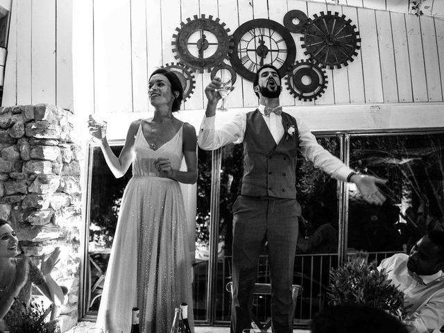 Le mariage de Christophe et Barbara à Dieulefit, Drôme 70