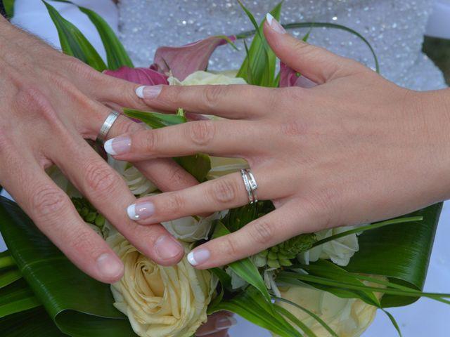 Le mariage de Lucie et Alexandre à Évreux, Eure 2