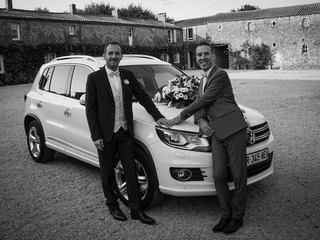 Le mariage de Laurent et Terry