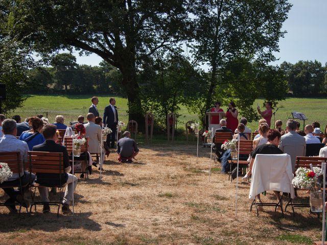Le mariage de Terry et Laurent à Les Clouzeaux, Vendée 1